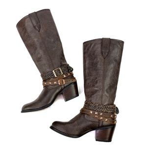 Durango | Philly Accessorized Tall Western Boots